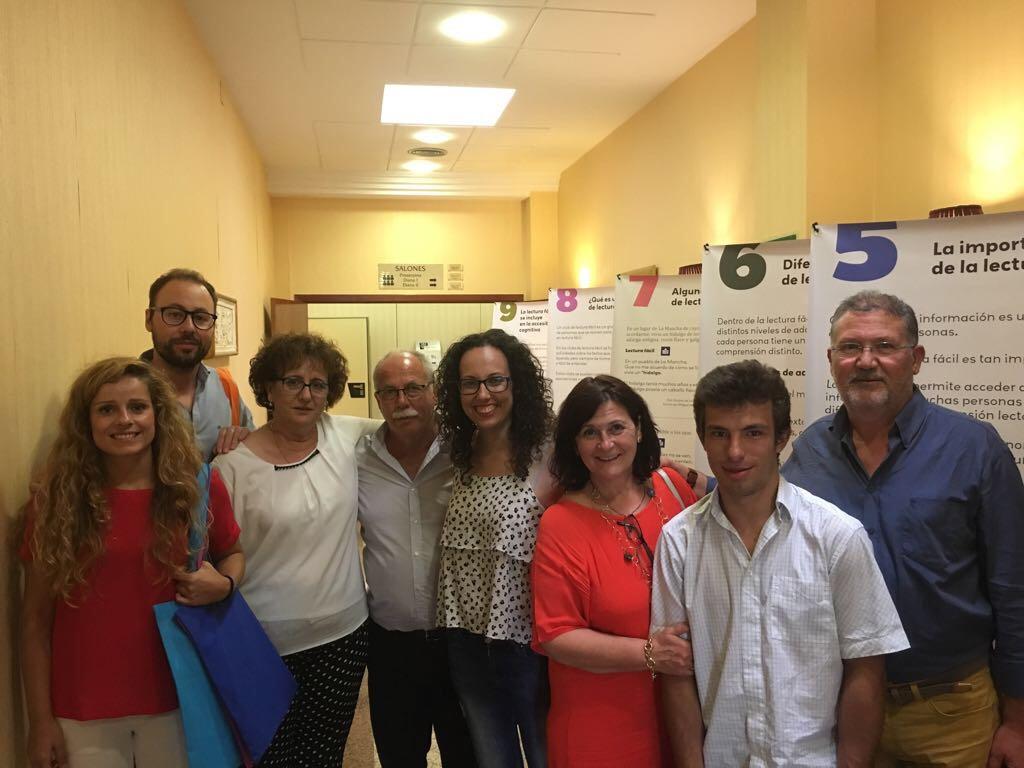 Jornadas  de Familias y Asamblea General Plena Inclusión Extremadura