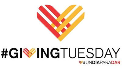 GIVING TUESDAY. 28 de Noviembre