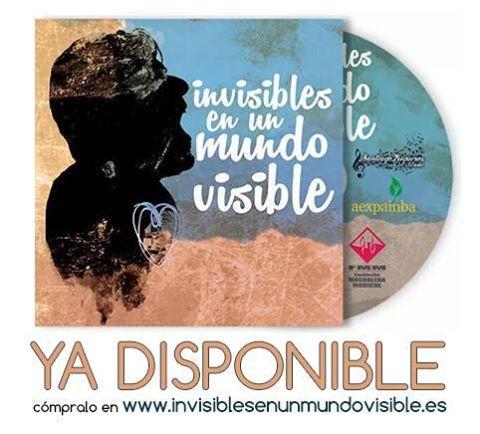 """¡¡Ya disponible!! VENTA DEL DISCO """"Invisibles en un mundo visible"""""""