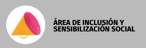 Área de Inclusión y Sensibilización